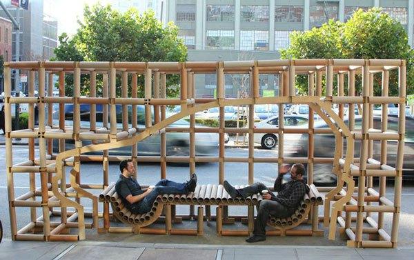 Modificando As Cidades Os Parklets Mais Criativos Do